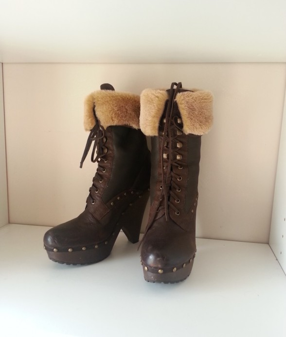 Sam Edelman Booties Purchased from: Luxe Newark Cost: ~ $75